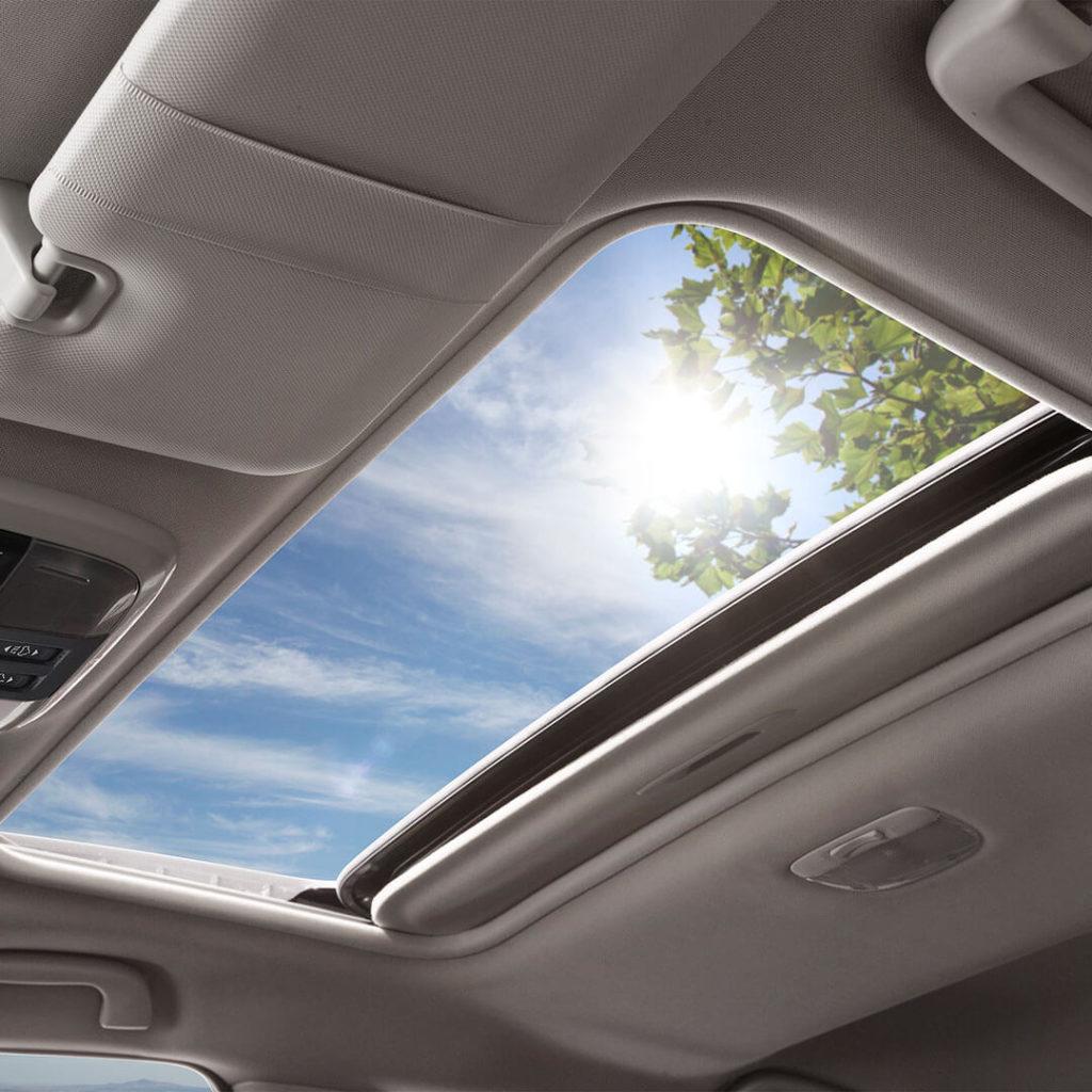 Subaru Sunroof Shade Cover