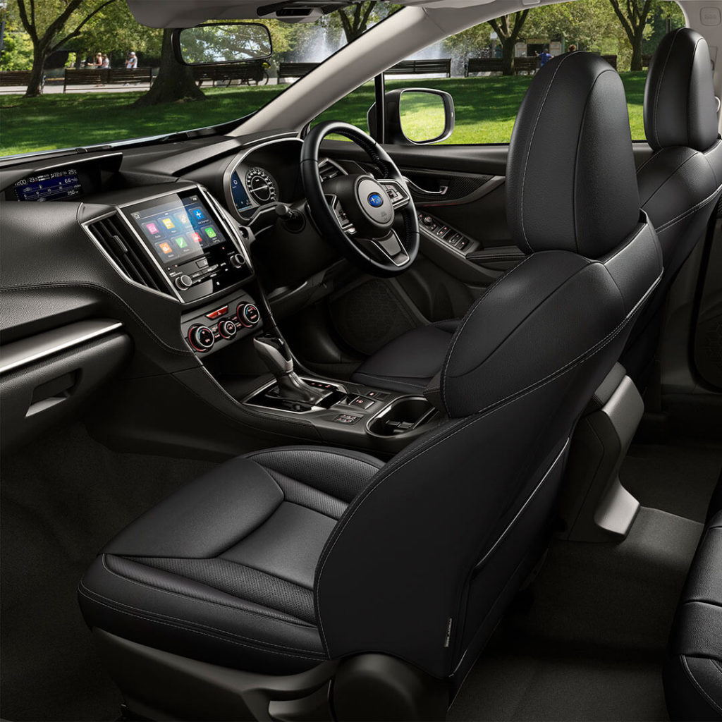 Subaru Interior