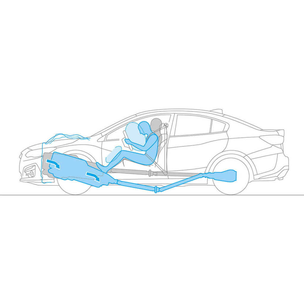 Subaru Impact Protection