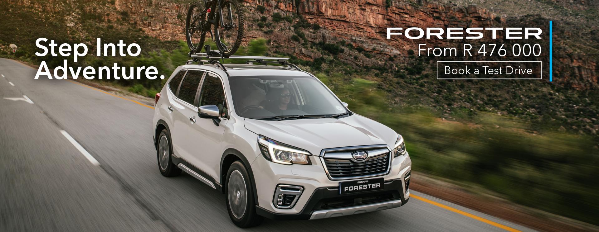 Subaru Forester Family Car