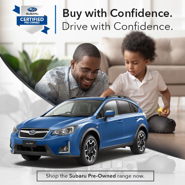 Shop Subaru Pre-Owned cars