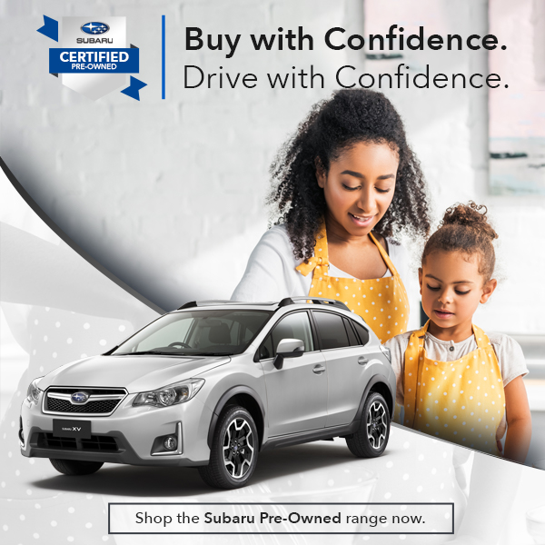 Shop Subaru Pre-Owned cars Subaru SA