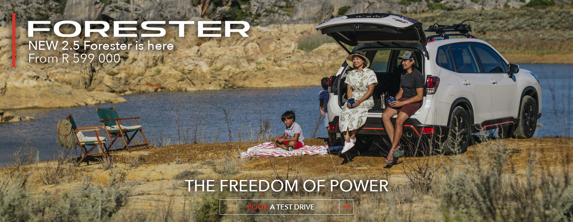 New Forester 2.5 Forester Sport Subaru South Africa