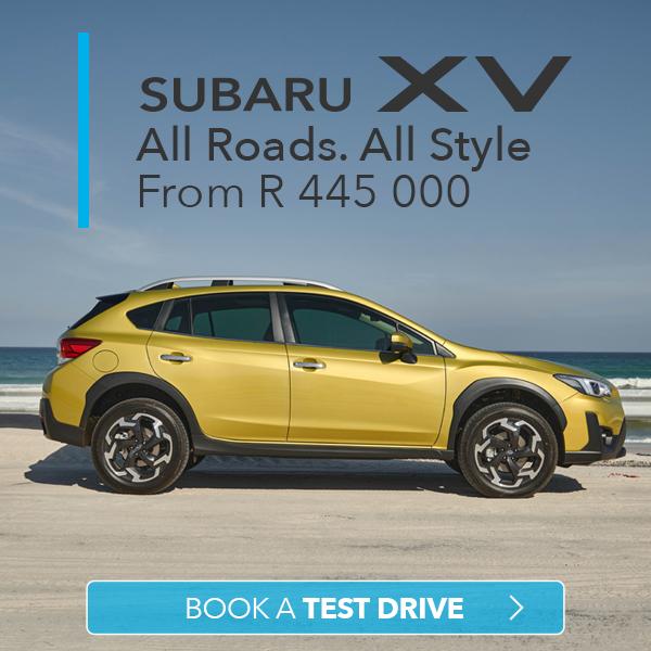 Subaru XV Adventure Family Car