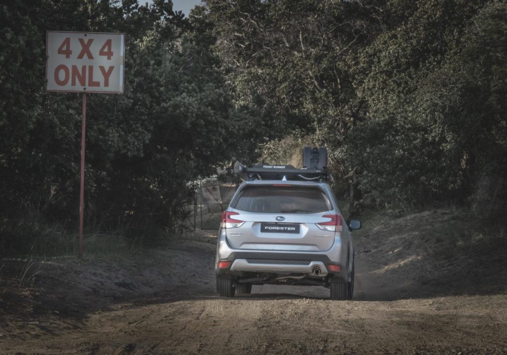 Subaru Forester Adventure